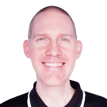 Grinfer instructor - Michael Honkanen, ASL & English Teacher