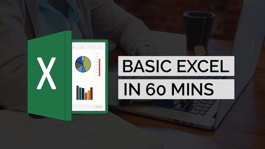 Excel for Beginners: Real-Life Practical Course with Project in 60 mins