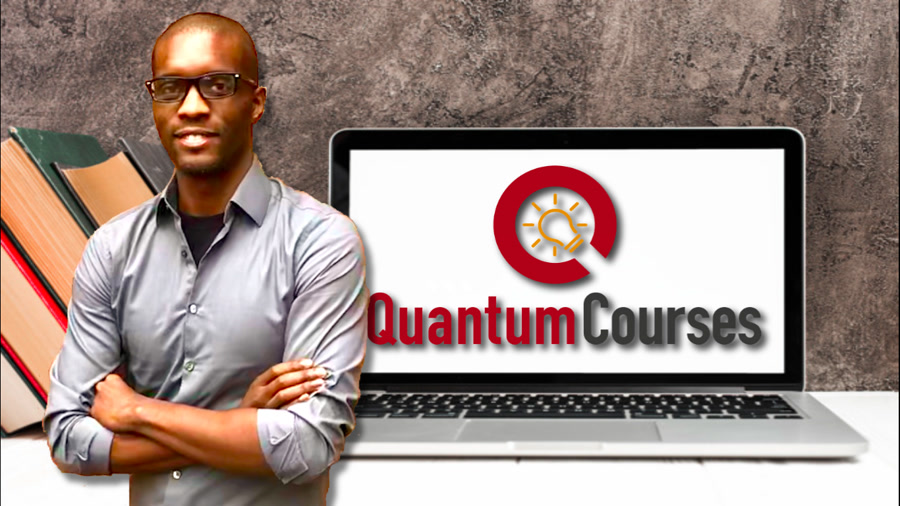 Jason Gandy - Quantum Courses Instructor