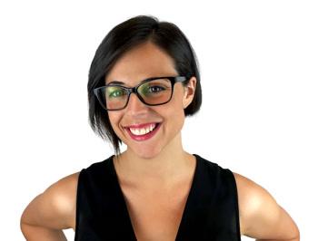 Grinfer instructor - Academics & Languages, Gaia Valentina Massara
