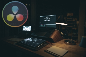 Video Editing with DaVinci Resolve: from beginner to professional