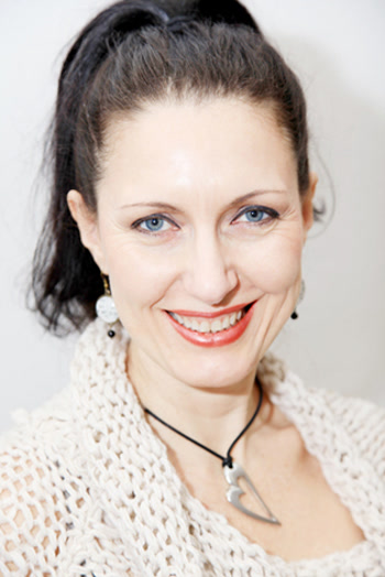 Grinfer instructor - Maria Avramova, Award-winning Director, Designer and Animator