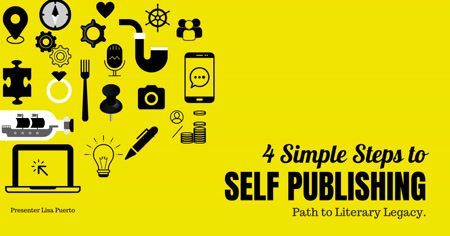 4 Simple Steps to Self-Publishing