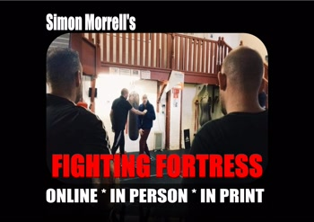 Grinfer instructor - Simon Morrell, Martial Arts and Confidence Building Consultant.