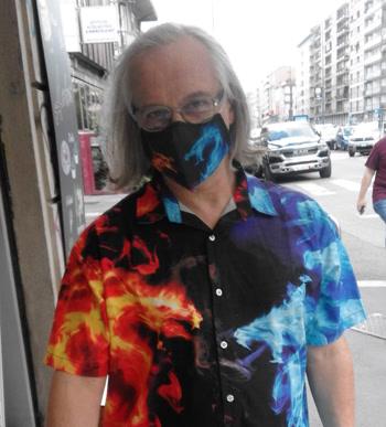 Grinfer instructor - Marcello Pattarin, Marcello Pattarin 3D Trainer