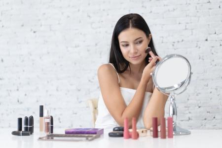 MAC cosmetics tutorial