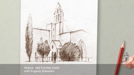 Landscape Sketching, Tips and Tricks
