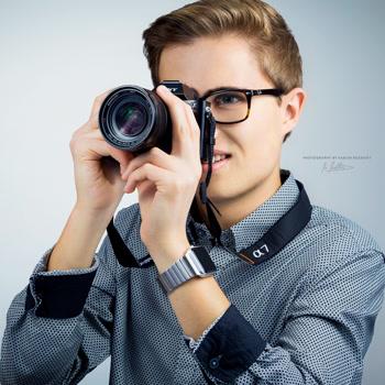 Grinfer instructor - Fabian Rosshirt, Professional Landscape Photographer