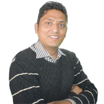 Grinfer instructor - Personal Development, Rajendra Paudel