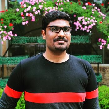Grinfer instructor - Full Stack Web Application Developer, Ashwin Sathian