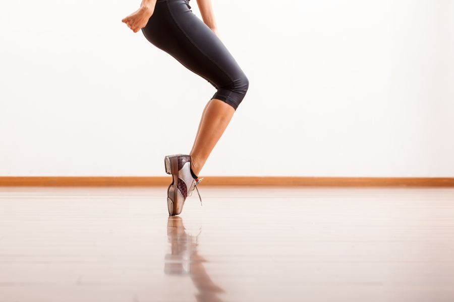 20 Moves in 20 Days: Intermediate Tap Dance
