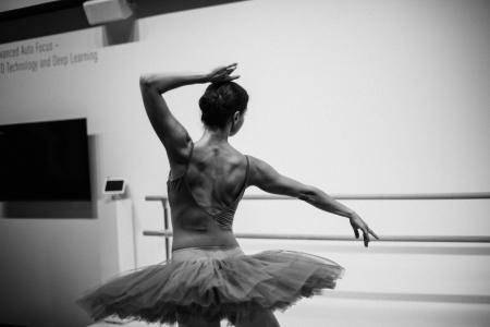 20 Moves in 20 Days: Beginning Ballet Center