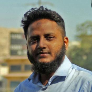 Grinfer instructor - Ali Raza, Computer Science Lecturer
