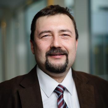 Grinfer instructor - Danil Dintsis, IT manager, startup mentor