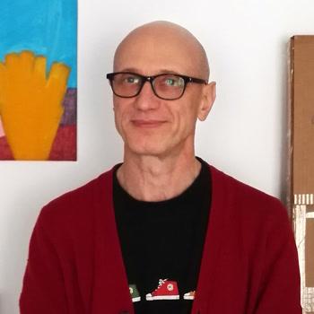 Grinfer instructor - Evgeniy Stasenko, Fine Arts Teacher and Artist